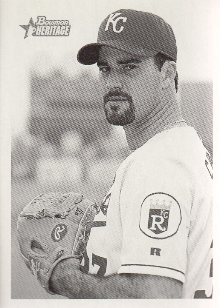 2001 Bowman Heritage #111 Jeff Suppan