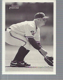2001 Bowman Heritage #132 Tyler Houston