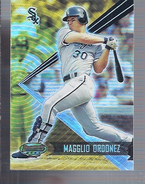 2001 Bowman's Best #46 Magglio Ordonez