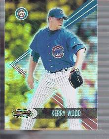 2001 Bowman's Best #83 Kerry Wood