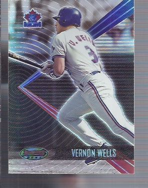 2001 Bowman's Best #140 Vernon Wells