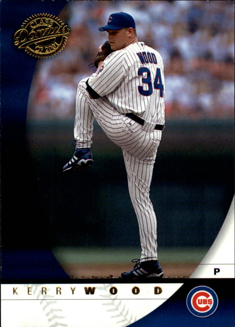 2001 Donruss Class of 2001 #22 Kerry Wood