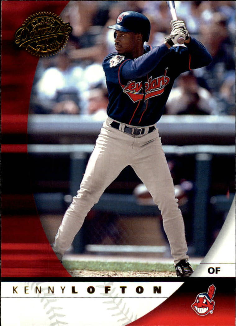 2001 Donruss Class of 2001 #27 Kenny Lofton