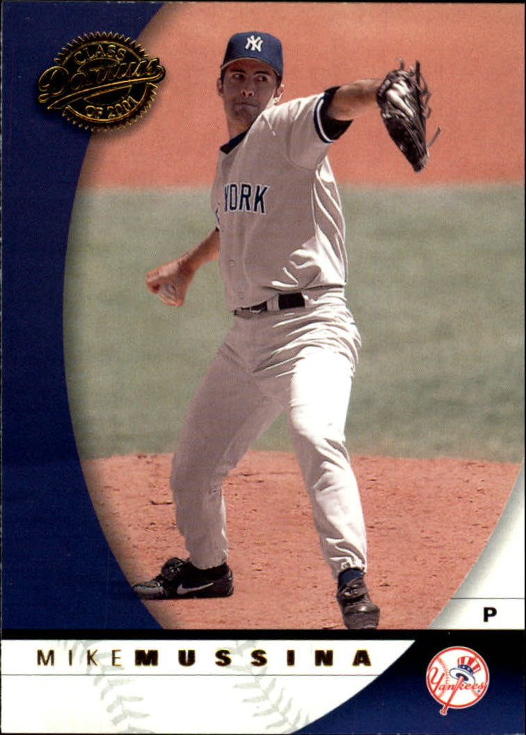 2001 Donruss Class of 2001 #28 Mike Mussina