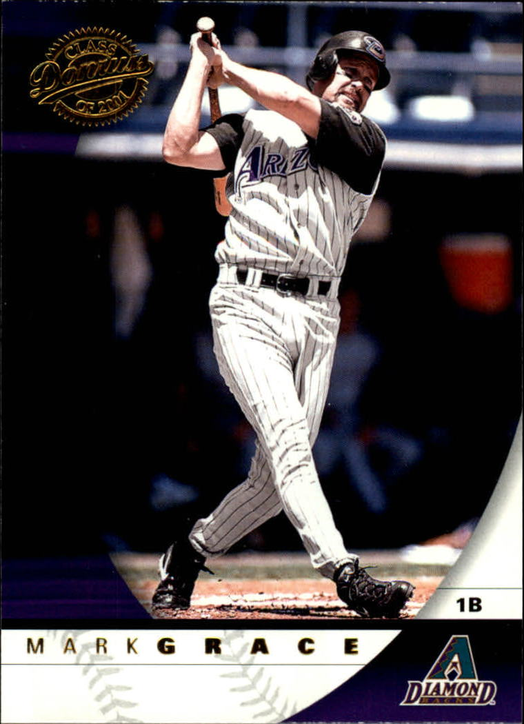 2001 Donruss Class of 2001 #39 Mark Grace