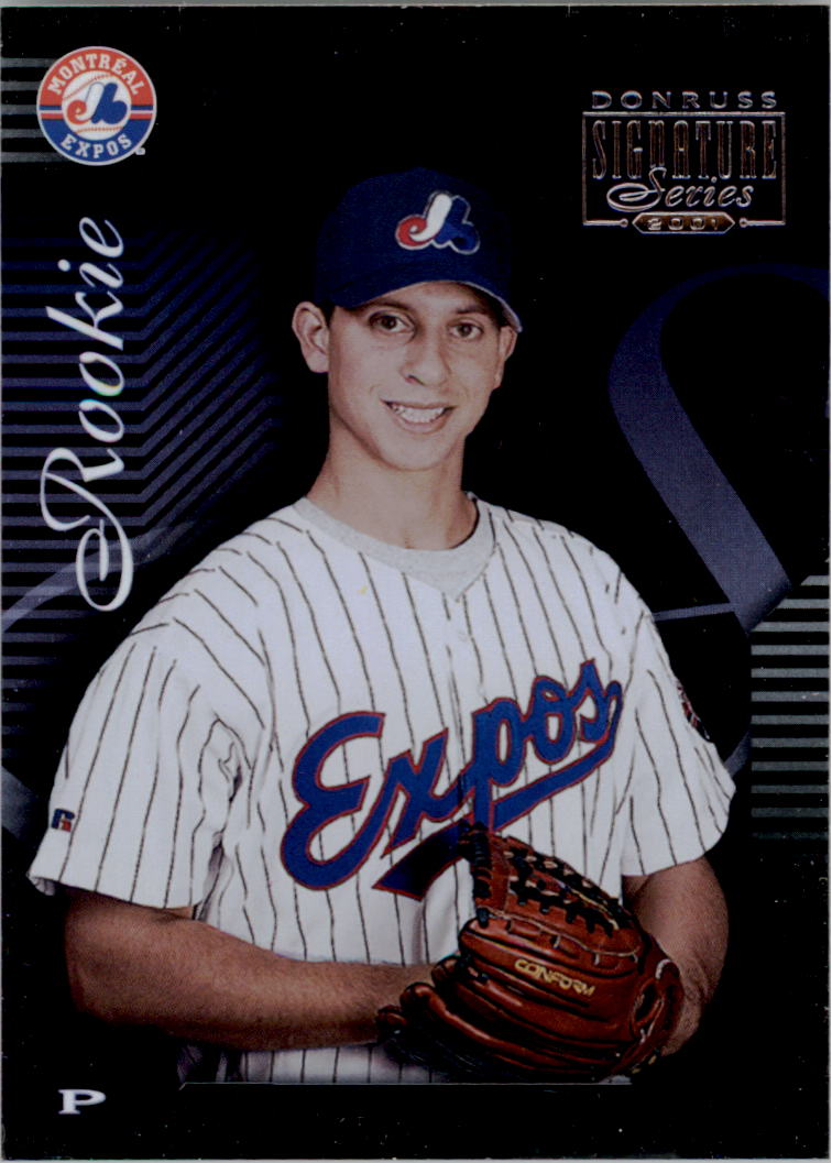 2001 Donruss Signature #310 Zach Day RC