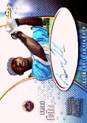2001 Finest Autographs #FABKC Brian Cole