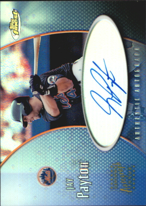 2001 Finest Autographs #FAKG Keith Ginter