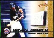 2001 Fleer Futures Bases Loaded #BL12 Mike Piazza