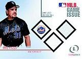 2001 Fleer Legacy MLB Game Issue Base-Ball #10 Mike Piazza