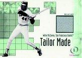 2001 Fleer Legacy Tailor Made #15 Willie McCovey
