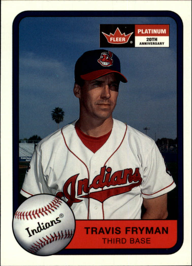 2001 Fleer Platinum #52 Travis Fryman