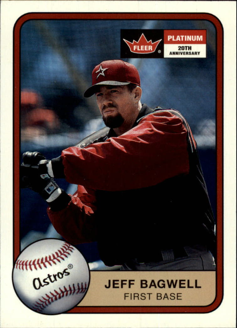 2001 Fleer Platinum #53 Jeff Bagwell