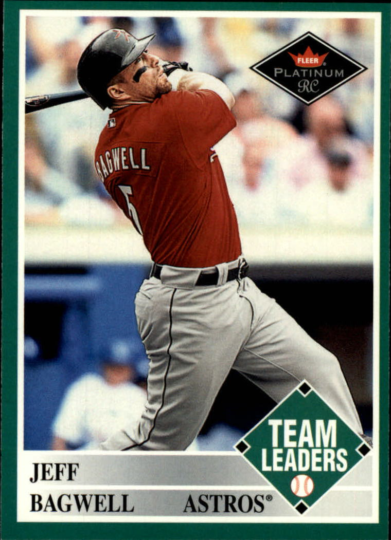 2001 Fleer Platinum #449 Jeff Bagwell TL