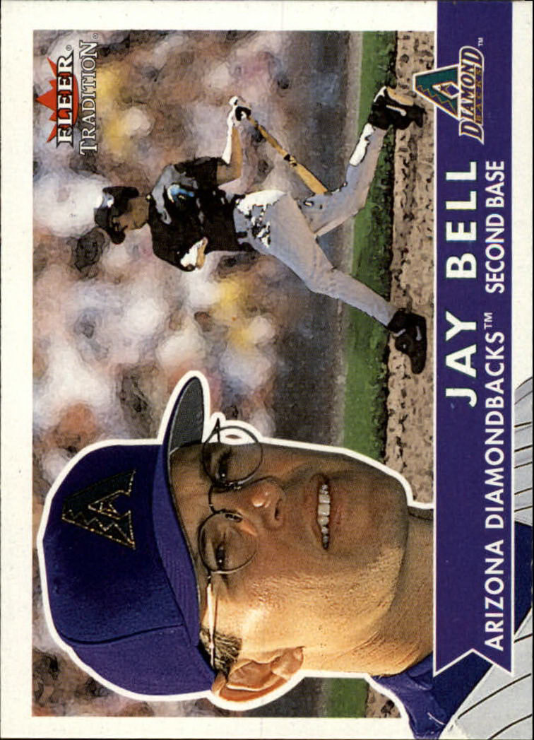 2001 Fleer Tradition #62 Jay Bell