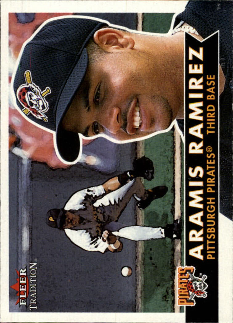 2001 Fleer Tradition #90 Aramis Ramirez