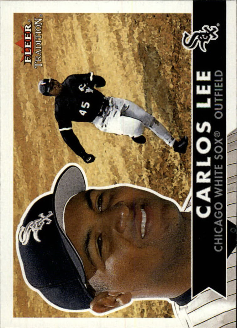 2001 Fleer Tradition #325 Carlos Lee