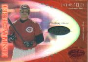 2001 Leaf Certified Materials Mirror Red #122 Jackson Melian FF