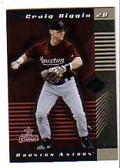 2001 Leaf Limited #2 Craig Biggio