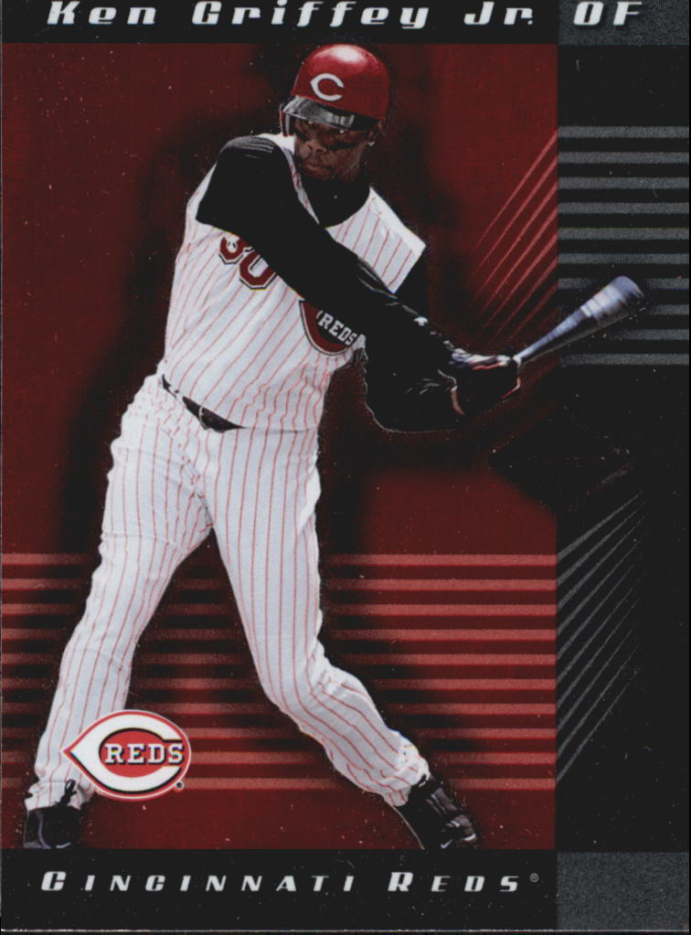 2001 Leaf Limited #11 Ken Griffey Jr.
