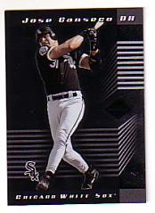 2001 Leaf Limited #16 Jose Canseco