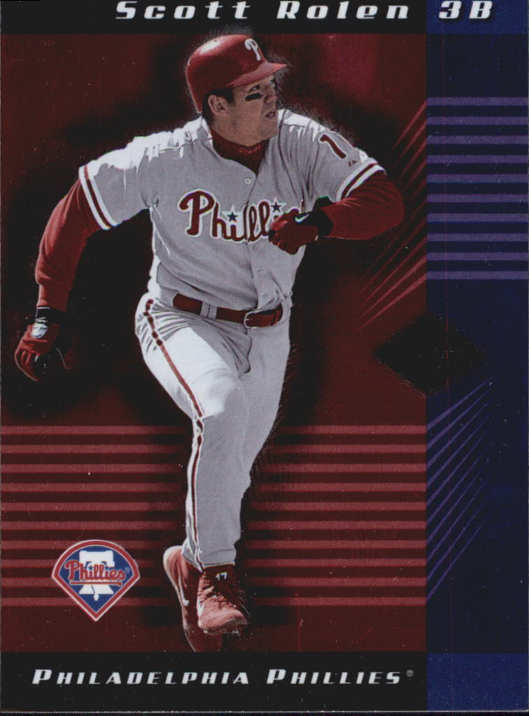 2001 Leaf Limited #23 Scott Rolen