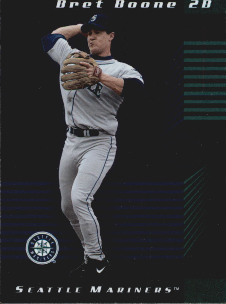 2001 Leaf Limited #49 Bret Boone