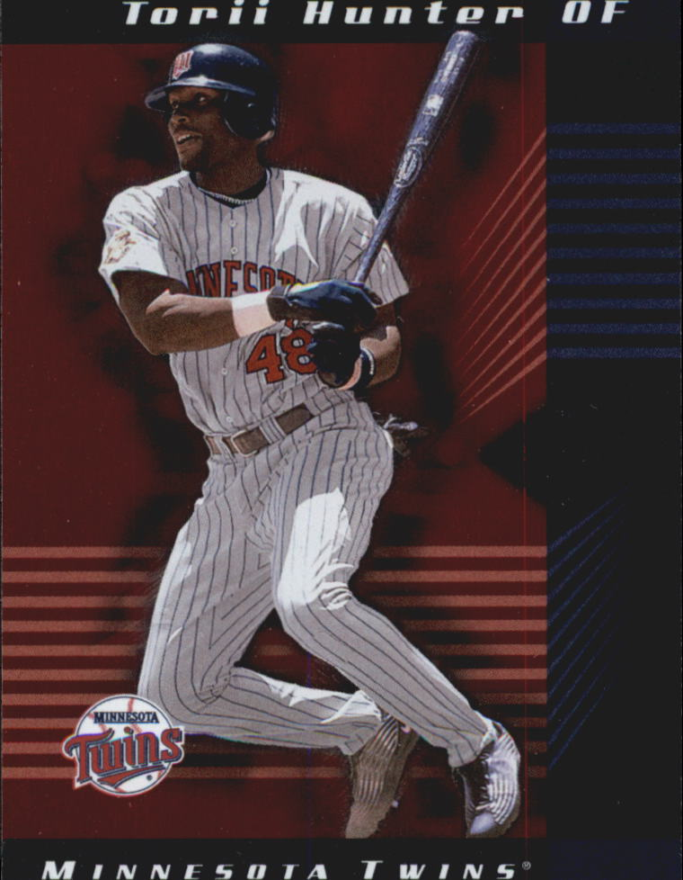 2001 Leaf Limited #97 Torii Hunter