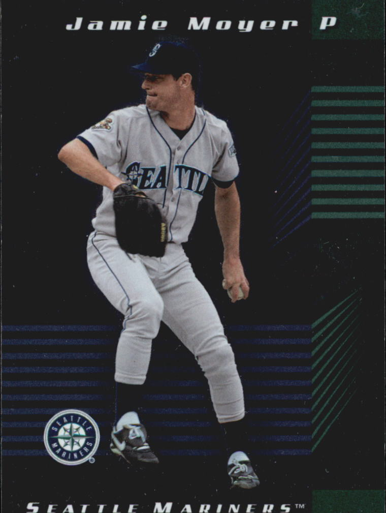 2001 Leaf Limited #99 Jamie Moyer