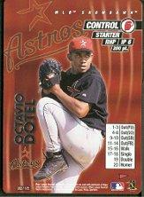 2001 MLB Showdown Pennant Run #32 Octavio Dotel