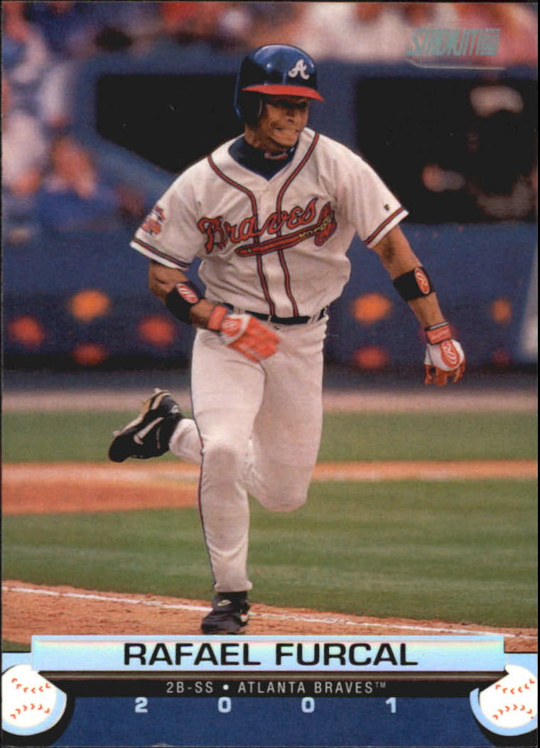 2001 Stadium Club #94 Rafael Furcal