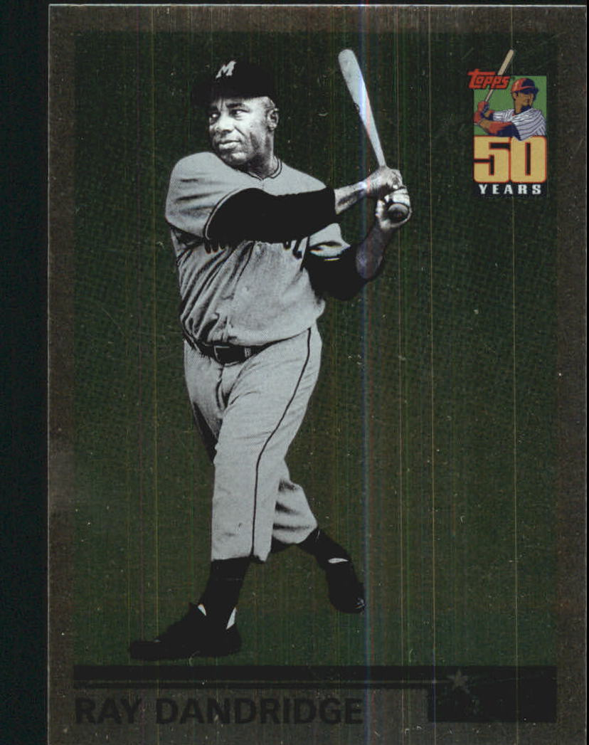2001 Topps What Could Have Been #WCB9 Ray Dandridge