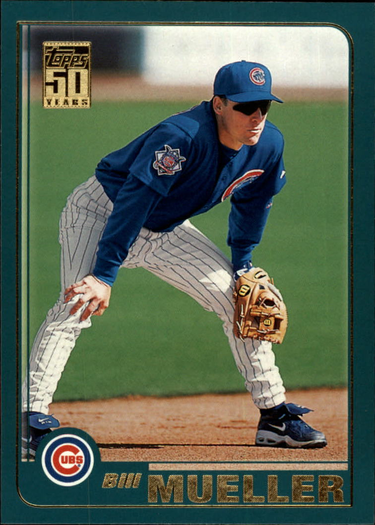 2001 Topps Traded #T43 Bill Mueller
