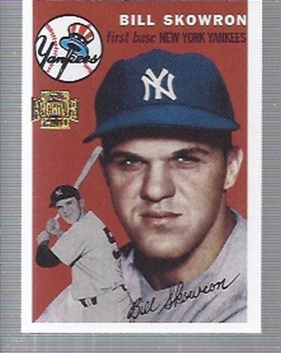 2001 Topps Archives #23 Moose Skowron 54