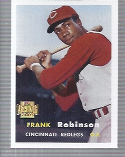 2001 Topps Archives #30 Frank Robinson 57