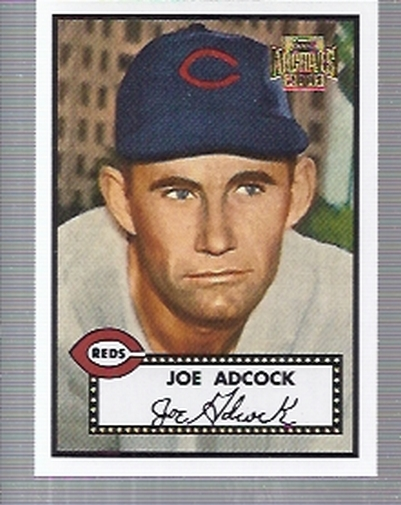 2001 Topps Archives #86 Joe Adcock 52
