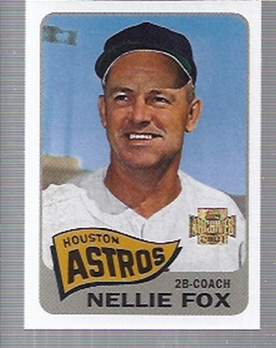2001 Topps Archives #143 Nellie Fox 65