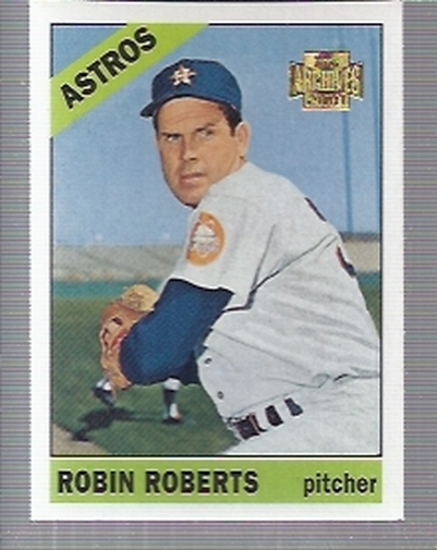 2001 Topps Archives #339 Robin Roberts 66