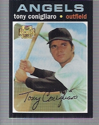 2001 Topps Archives #350 Tony Conigliaro 71