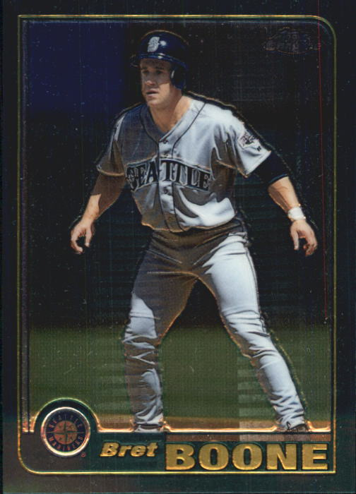 2001 Topps Chrome Traded #T5 Bret Boone