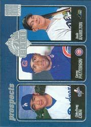 2001 Topps Opening Day #154 Josh Hamilton