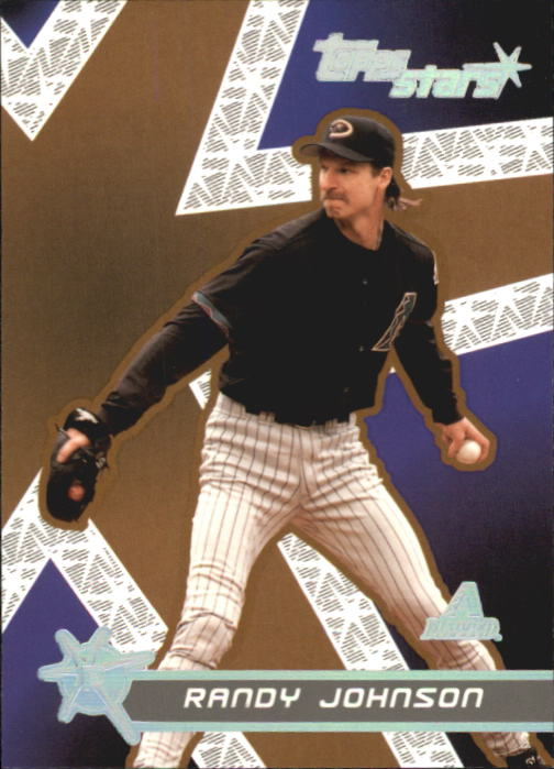 2001 Topps Stars #59 Randy Johnson