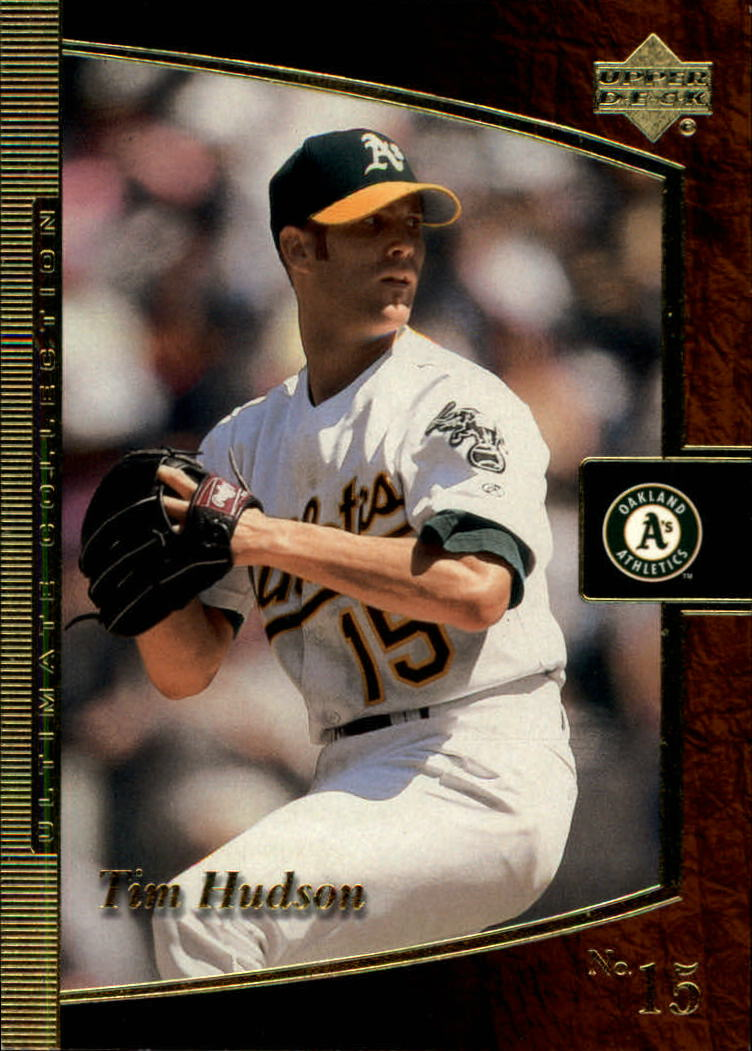 2001 Ultimate Collection #5 Tim Hudson