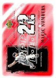 2001 Ultimate Collection Magic Numbers Game Jersey Red #MNRC Roger Clemens