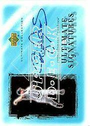 2001 Ultimate Collection Signatures #RC Roger Clemens