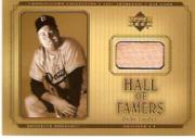 2001 Upper Deck Hall of Famers Game Bat #BDS Duke Snider