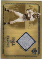 2001 Upper Deck Hall of Famers Game Jersey #JTP Tony Perez