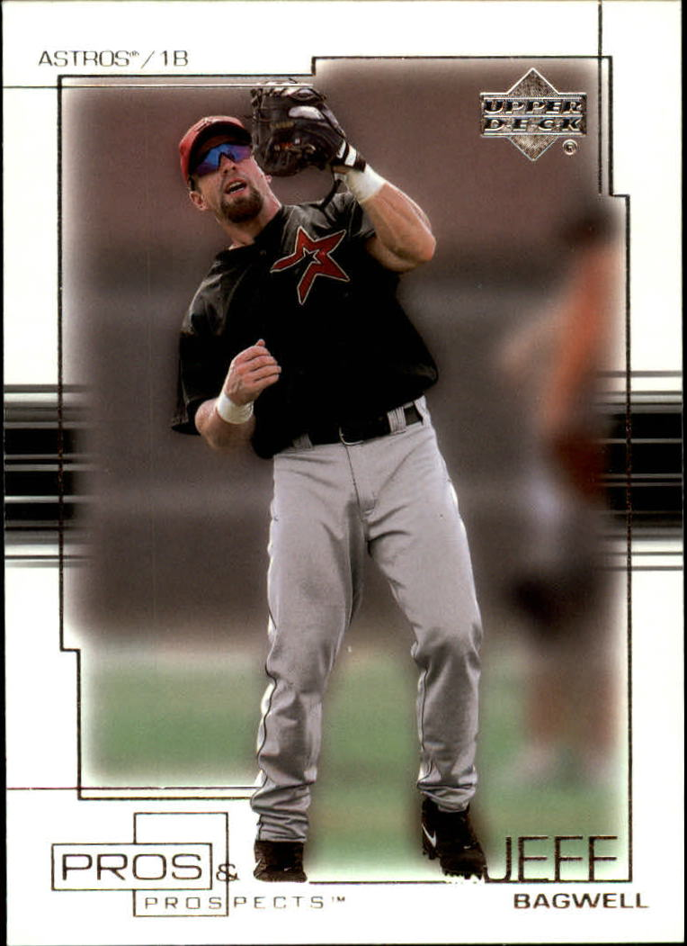 2001 Upper Deck Pros and Prospects #43 Jeff Bagwell