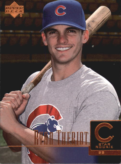 2001 Upper Deck Prospect Premieres #28 Ryan Theriot XRC