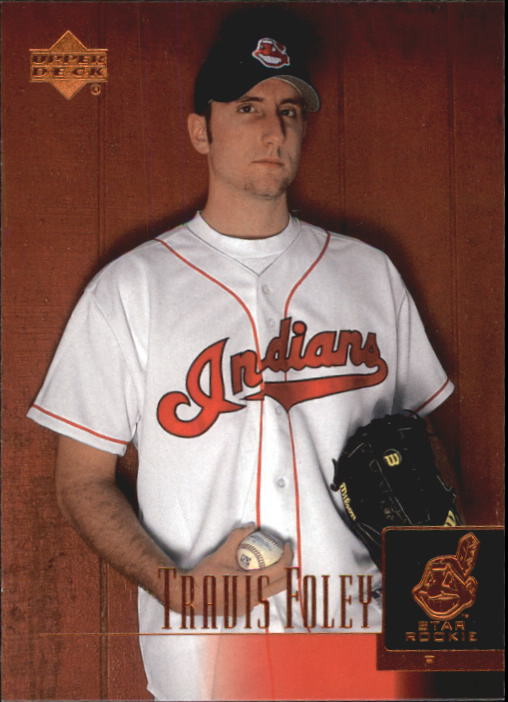 2001 Upper Deck Prospect Premieres #46 Travis Foley XRC